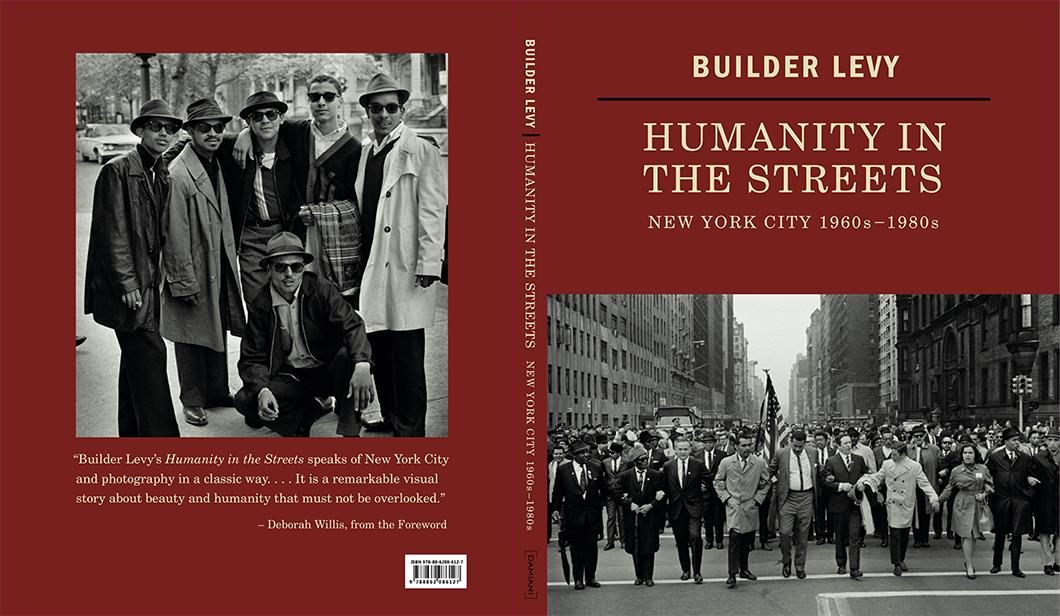 Humanity in the Streets book cover